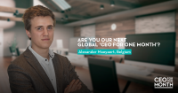 Become CEO for One Month of The Adecco Group