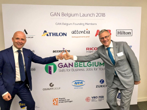 Launch of GAN Belgium