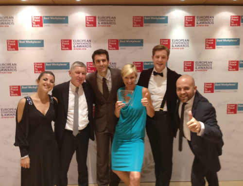 ADECCO GROUP IS NUMBER 4 IN EUROPE'S GREAT PLACES TO WORK