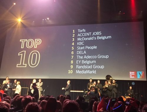 The Adecco Group again named one of the best Belgian employers